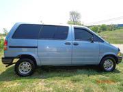 ford aerostar Ford Aerostar XL 4WD Mini Passenger Van 2-Door